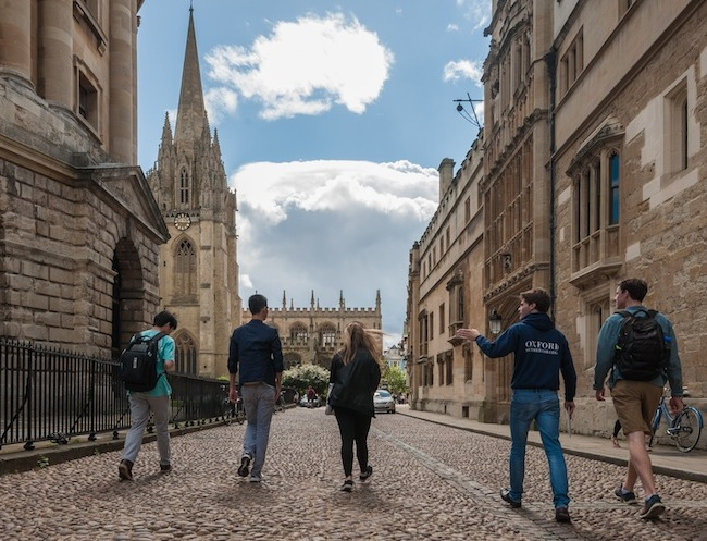 UK's Best Universities: How to get into Oxford and Cambridge