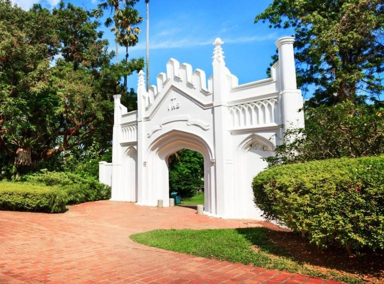 Fort Caning Park | Parks in Singapore