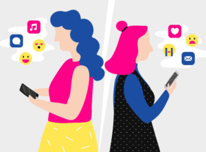 Social media: how teens stay private and how parents can manage this
