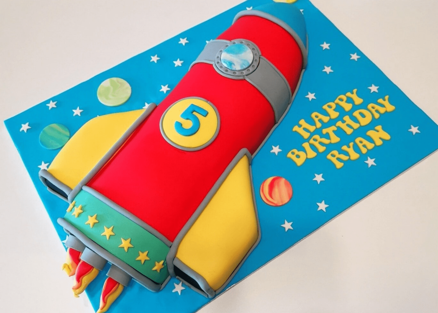 Glazed Desserts | Best birthday cakes for kids in Singapore