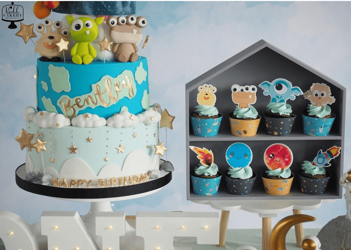 Rachh Cakery | Best birthday cakes for kids in Singapore