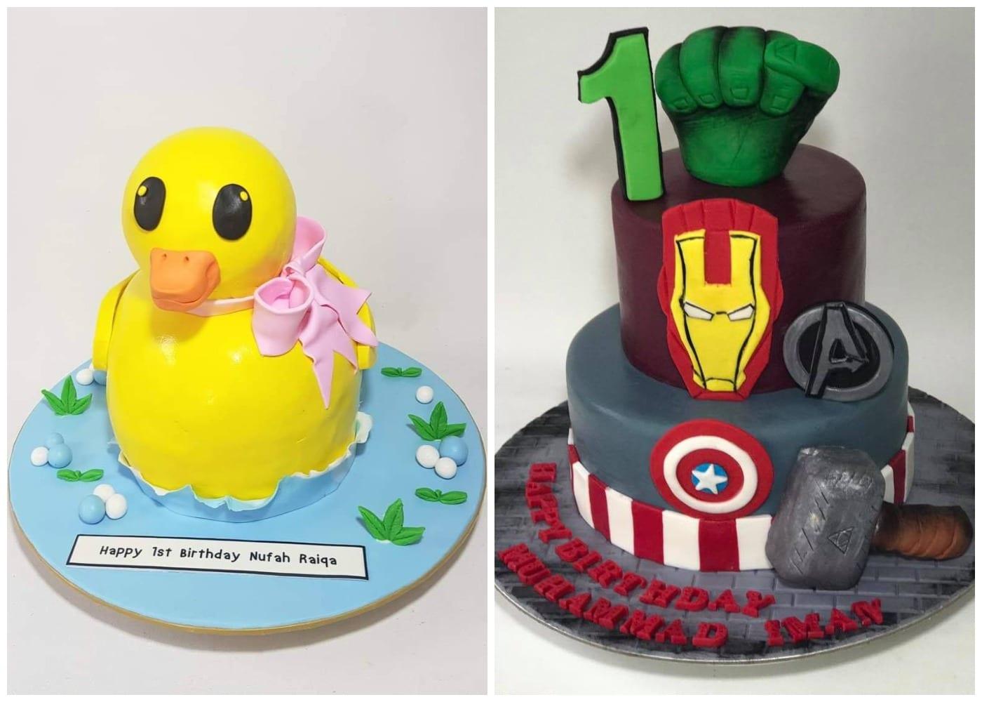 Best smash cakes in Singapore Sooperlicious Halal Cakes