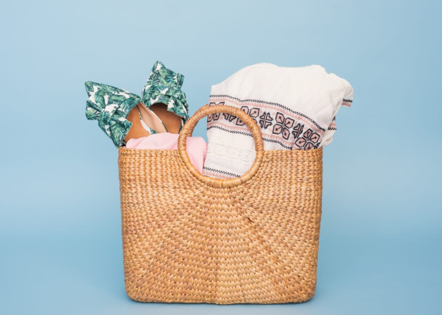 Eco-friendly shopping bags perfect for grocery shopping in Singapore