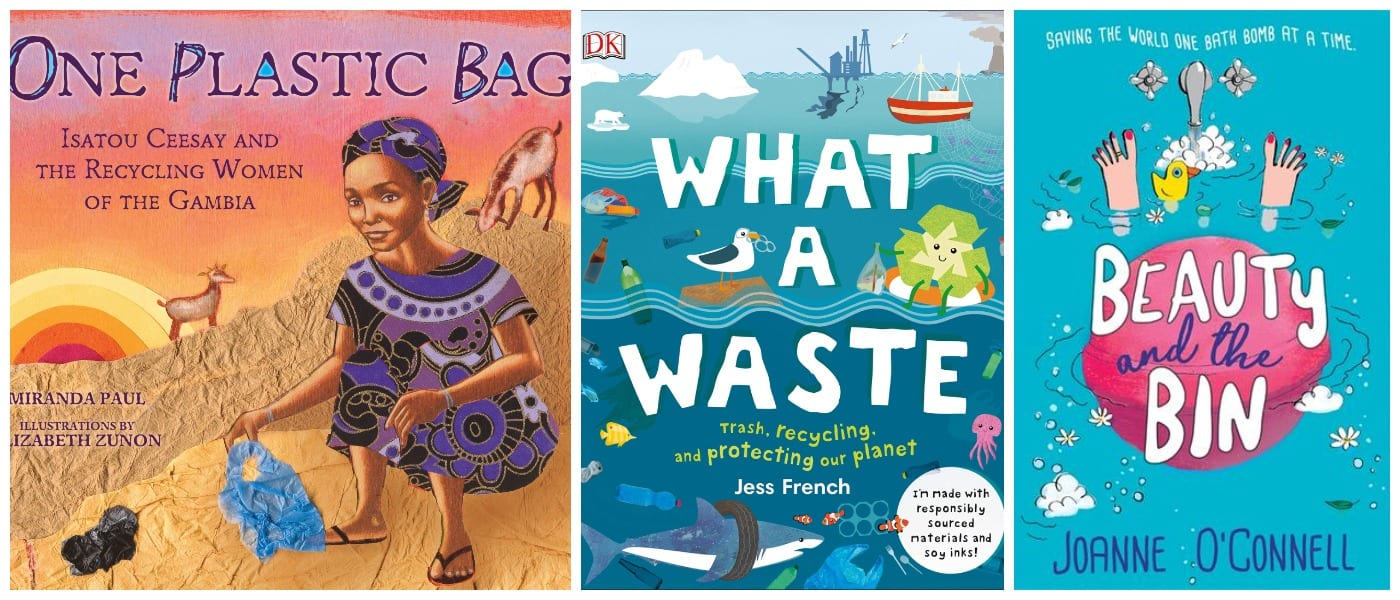 Eco-friendly reads for kids