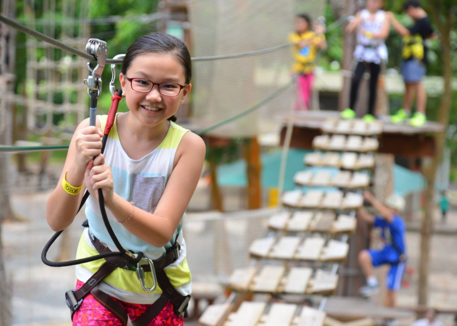Adventure sports and activities for kids and teenagers in Singapore: Archery, parkour, fencing and more!
