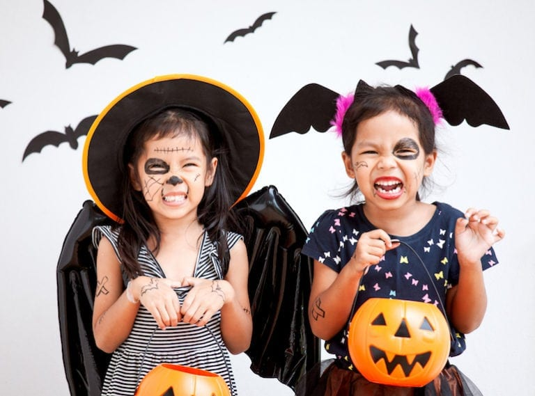 What's on in Singapore this Halloween 2020? Things to do & kid-friendly events for the spooky season!