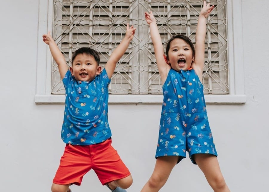 Chinese New Year outfits for kids: Where to buy Cheongsams and Mandarin-collar shirts in Singapore