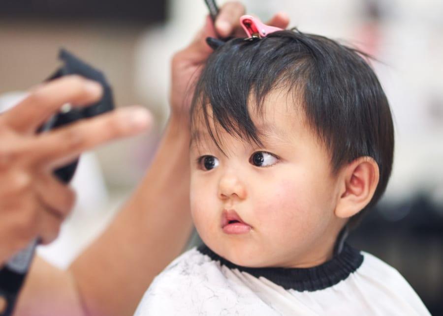 kids haircut singapore