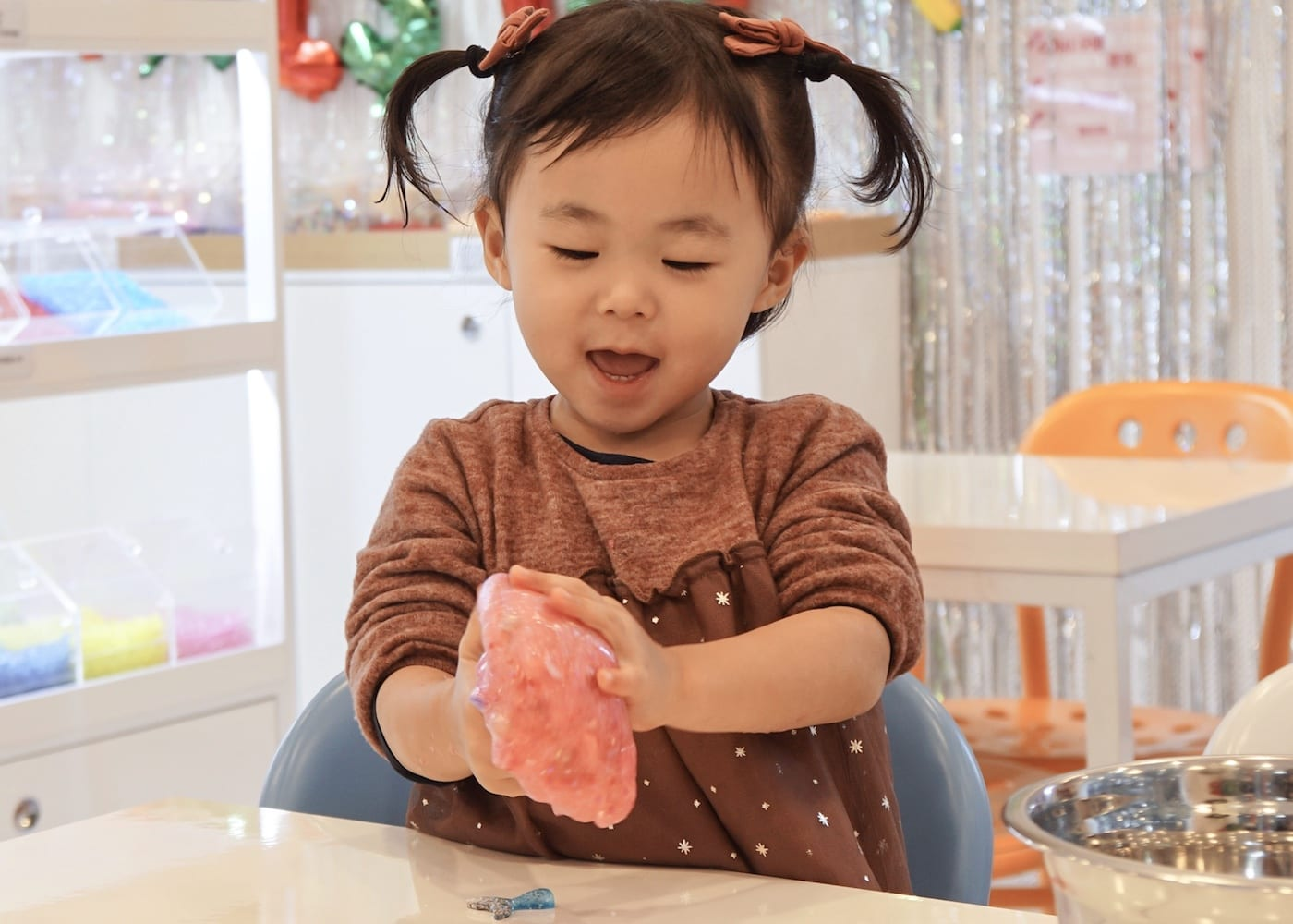 Kid-friendly things to do in Seoul: Lily Daisy