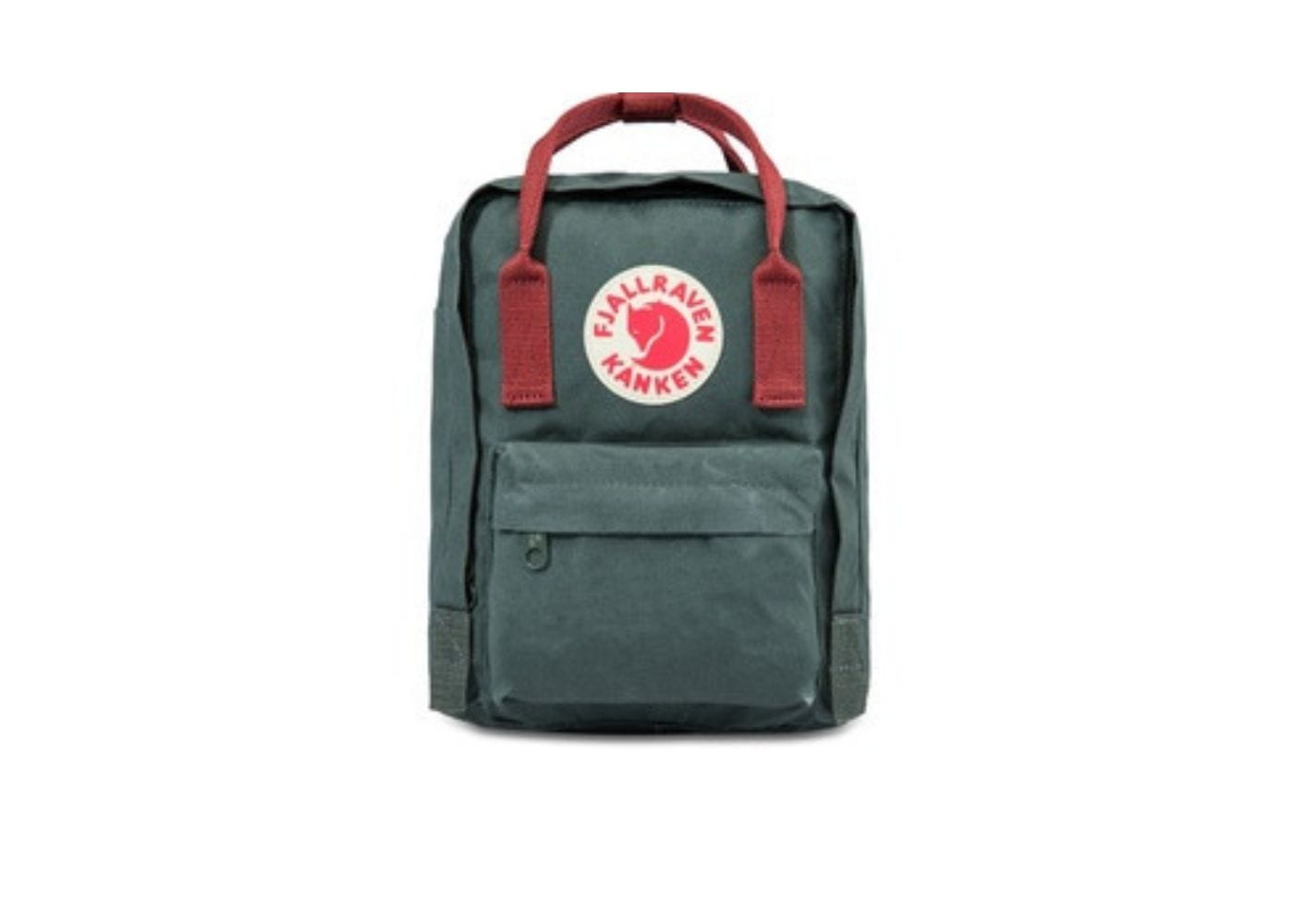 Stylish Diaper Bags: Fjallraven Kanken