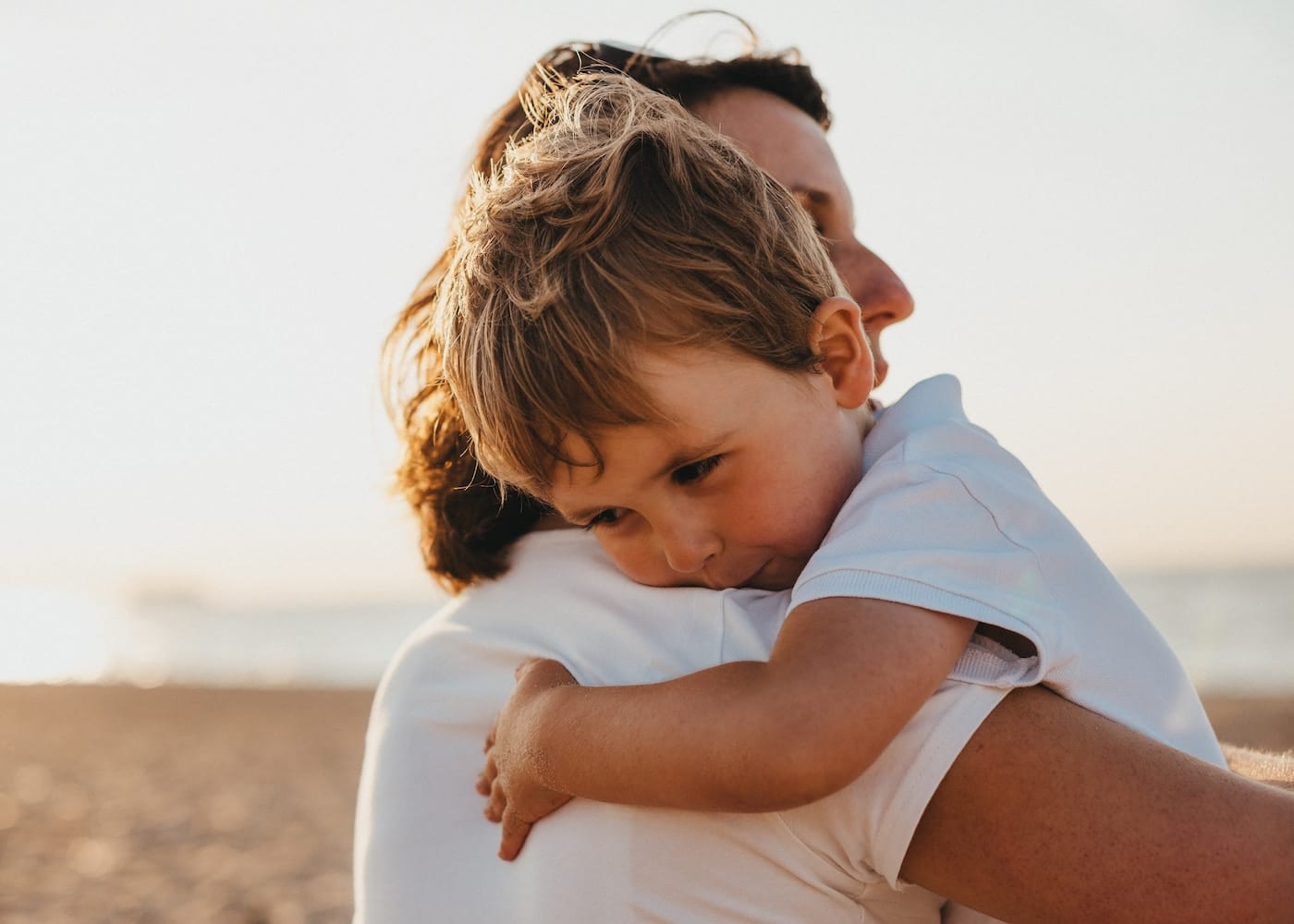 Hey new mum, this the best parenting advice we've ever received