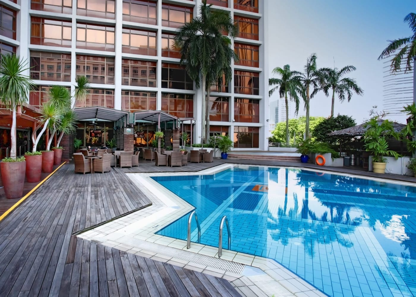 singapore hotels for families