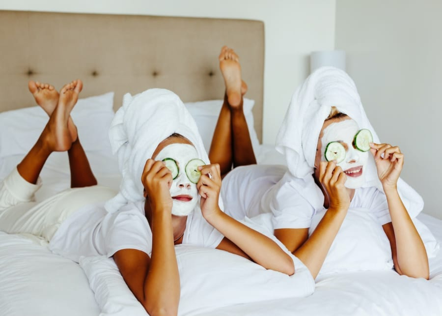 Pampering! Self-care for mums