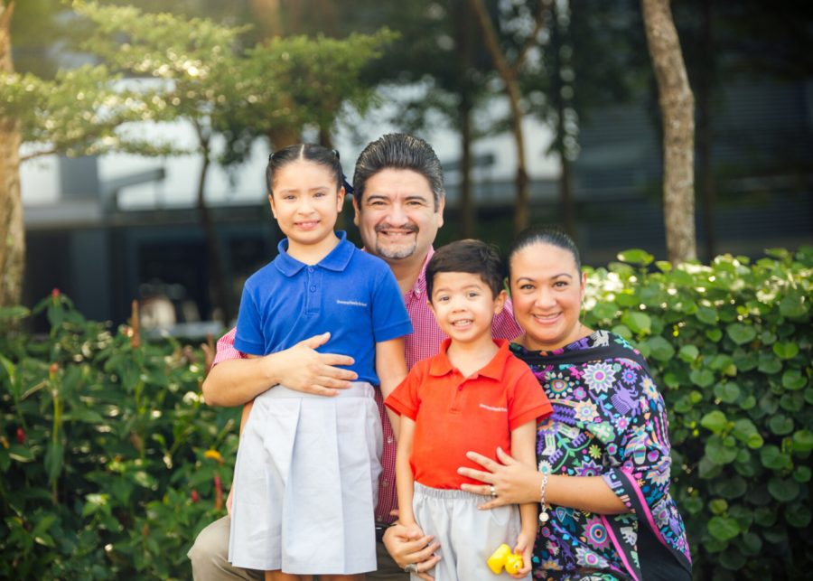 Learn why these parents love Overseas Family School's diverse and inclusive learning environment