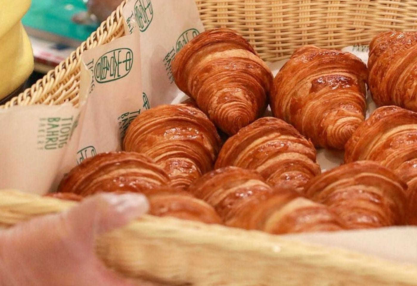 croissants at Tiong Bahru Bakery | Breakfast | Your guide to all things kid-friendly on Orchard Road