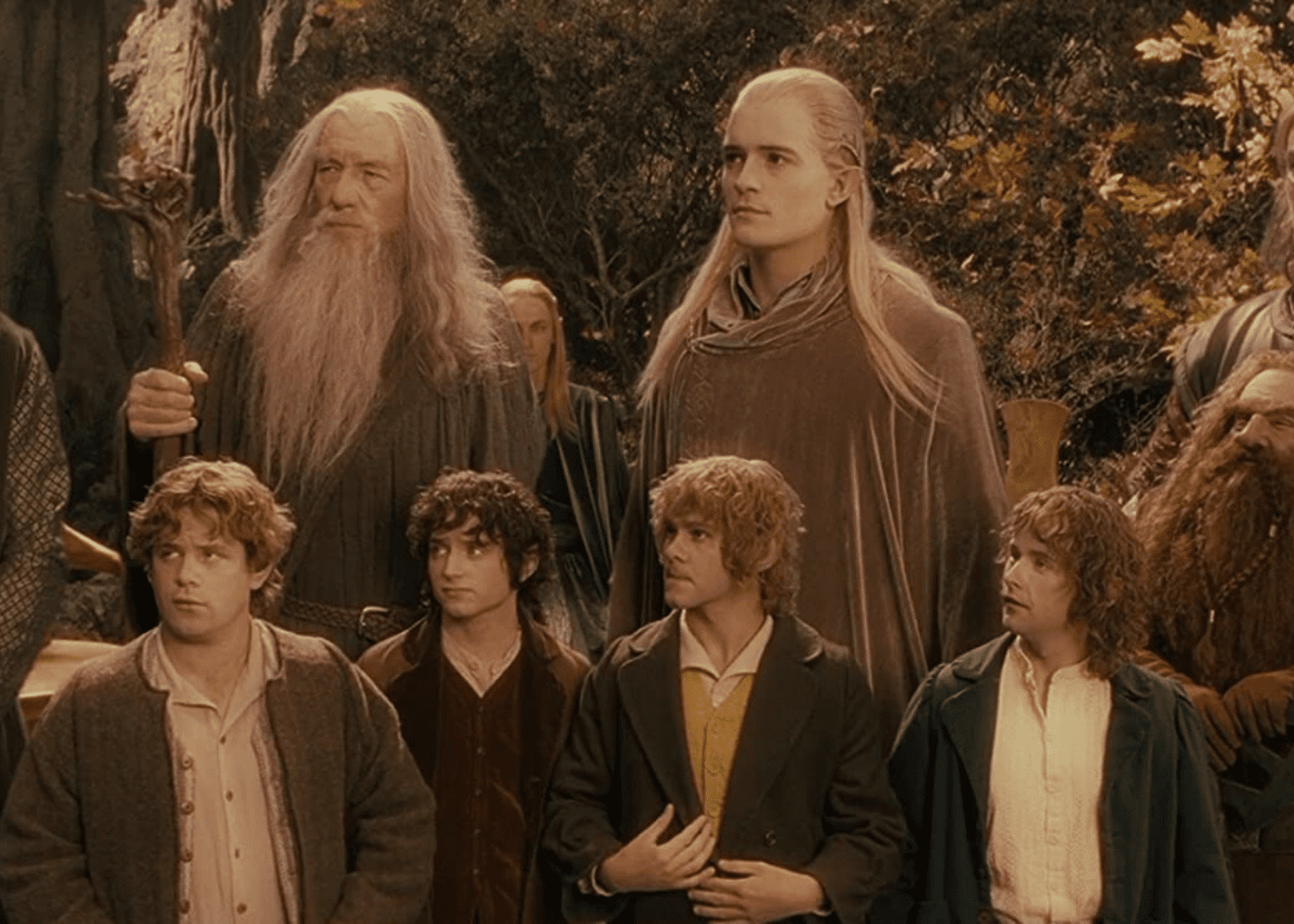 Lord of the Rings | movie marathons with the kids