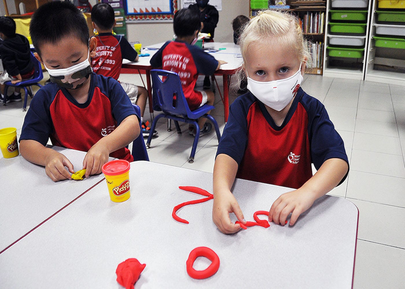 How to pick the right preschool curriculum in Singapore
