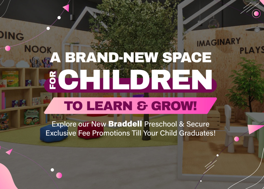 Discover New Mulberry Learning's Centre @ Braddell