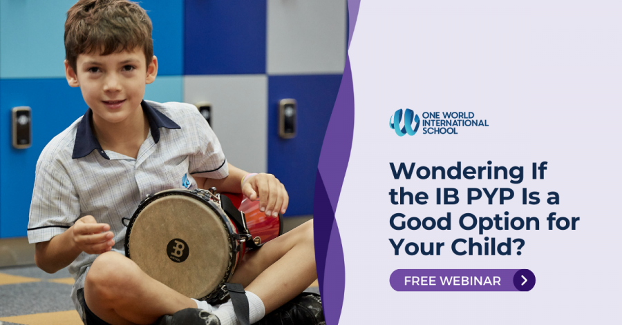 [Free Webinar] IB PYP curriculum at OWIS