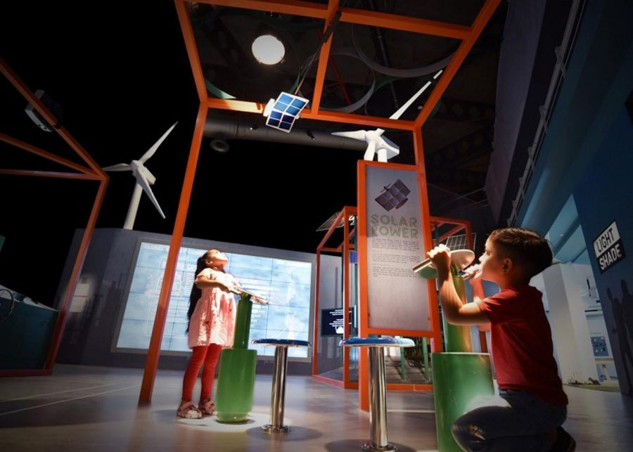 Energy Story Science Centre Singapore things to do this weekend